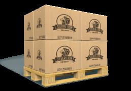 silver lion trade boxes website design