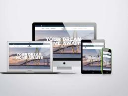 website design responsive nick collins