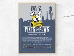 print design pints for paws